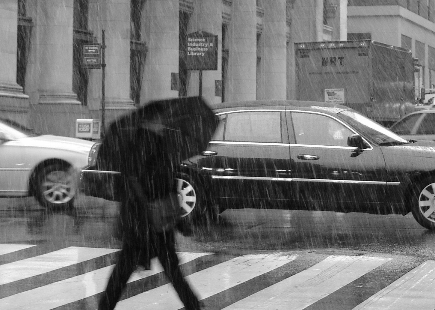 Wir lassen Sie nicht im Regen stehen!